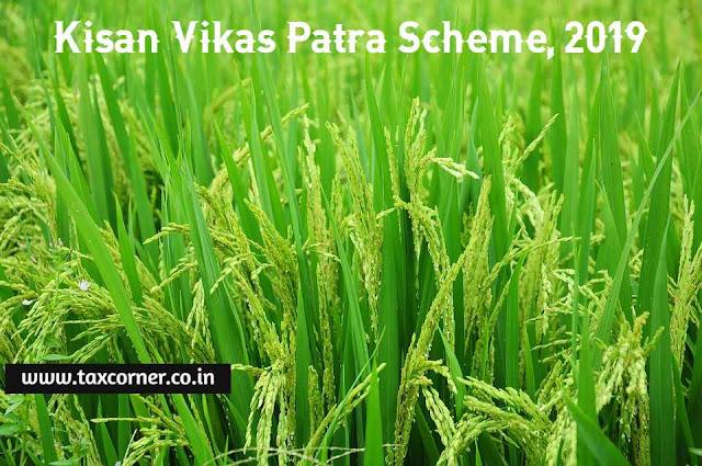 kisan-vikas-patra-scheme-2019