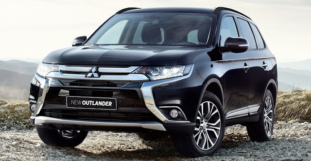 Mitsubishi Outlander 2017 Review - Japanese Cars and Automotive Review