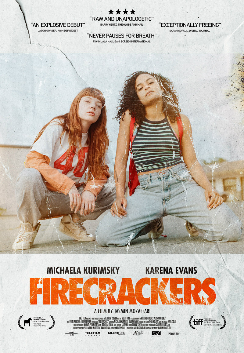 firecrackers movie poster