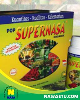 Supernasa Pupuk Organik Padat 250gr