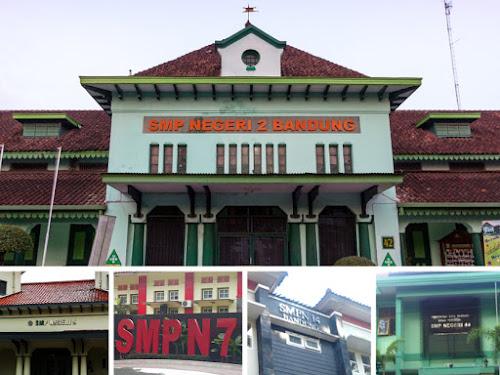 5 SMP di Bandung Tanpa Zonasi