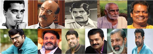 National Award Winning Actors of Malayalam