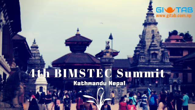 4th BIMSTEC Summit Kathmandu Nepal