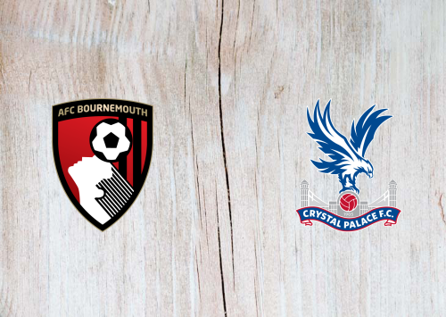 AFC Bournemouth vs Crystal Palace -Highlights 20 June 2020