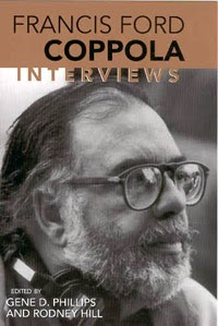 Portada de Francis Ford Coppola Interviews, de Gene D. Phillips y Rodney Hill