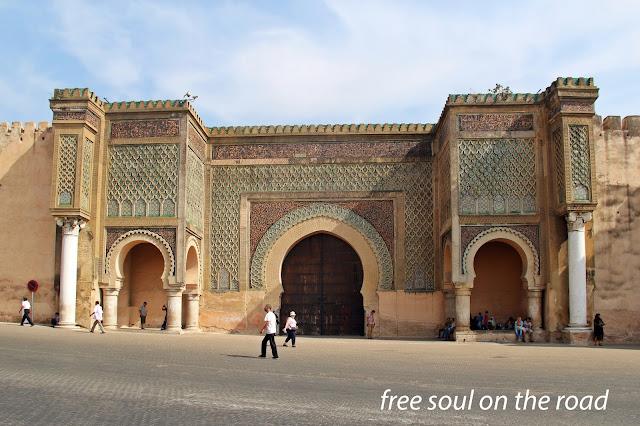 Visitare Meknes in un giorno - Bab el-Mansour