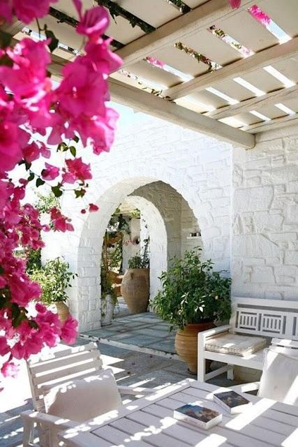 Ideas To Create a Mediterranean Terrace 5