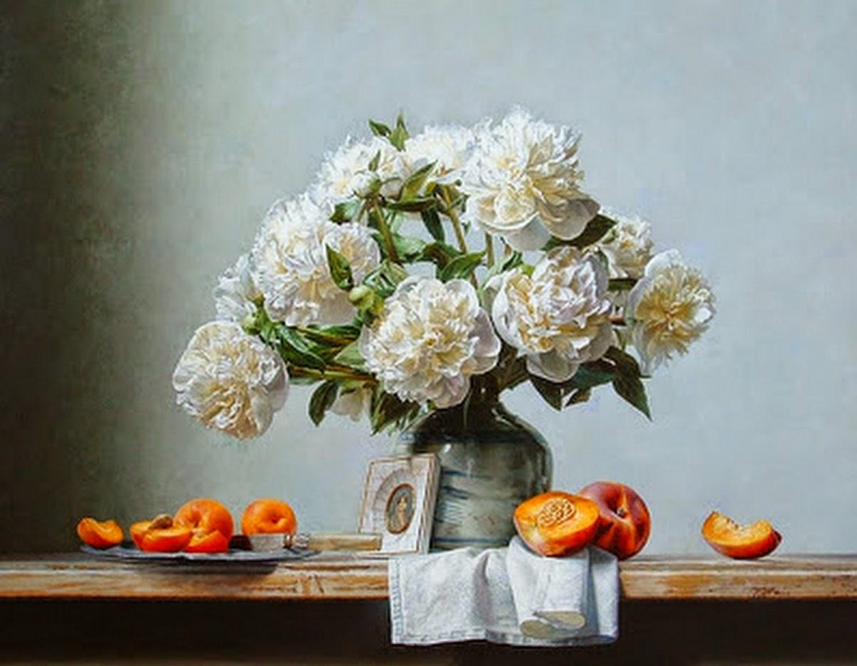 Pintura Moderna y Fotografía Artística : Bodegones de