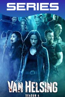 Van Helsing Temporada 4 Completa HD 720p Latino