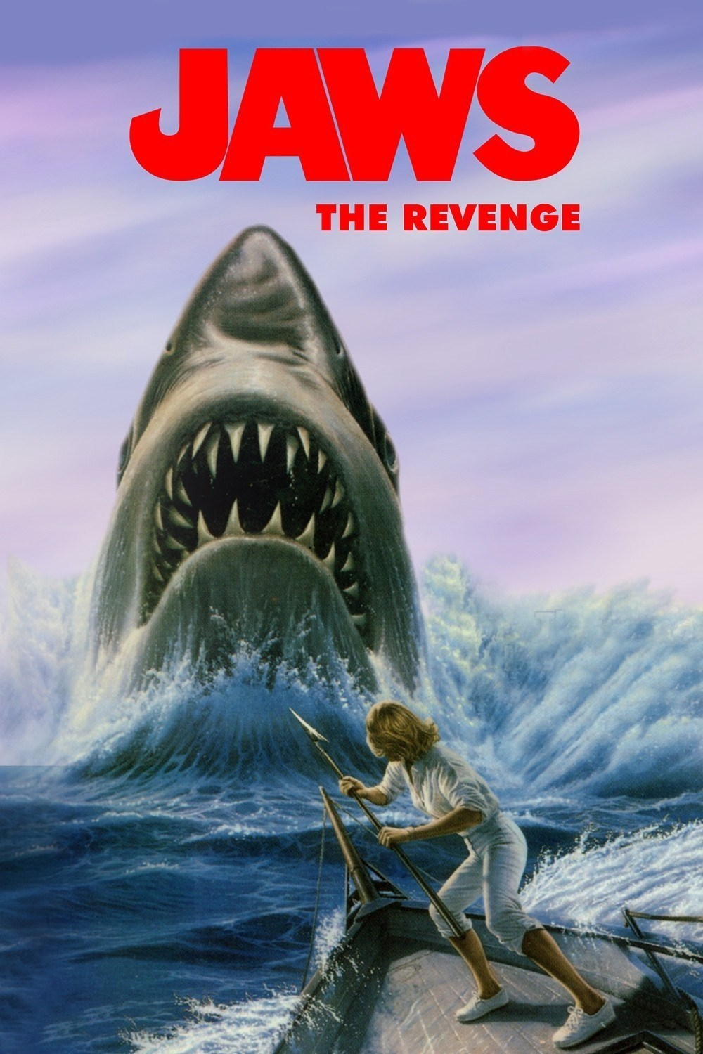 Jaws: The Revenge (1987) ταινιες online seires oipeirates greek subs