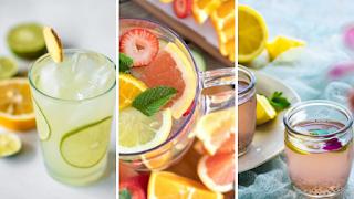 10 Easy Homemade Natural Energy Drinks