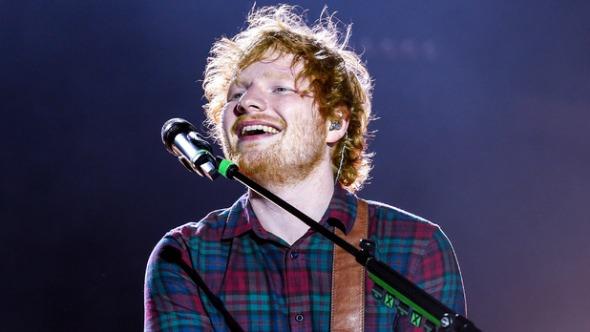 13 canciones que Ed Sheeran escribió para otros artistas