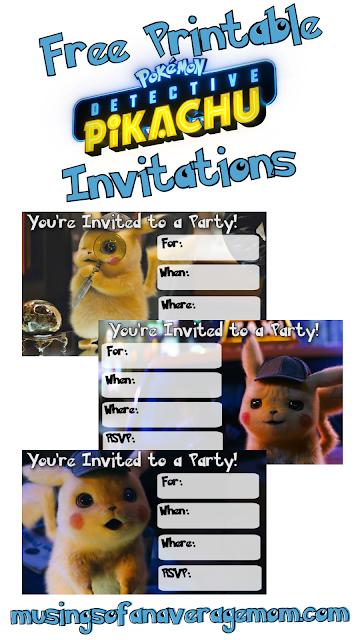 detective pikachu party