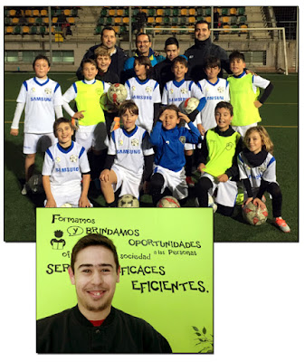 Fútbol Discapacitados Aranjuez
