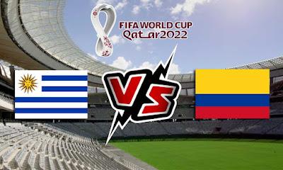 أوروغواي و كولومبيا بث مباشر