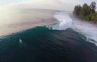 Tempat Surfing Terbaik Indonesia Berkelas Internasional