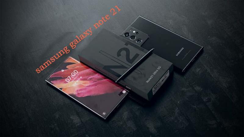 سعر و مواصفات Samsung Galaxy Note 21
