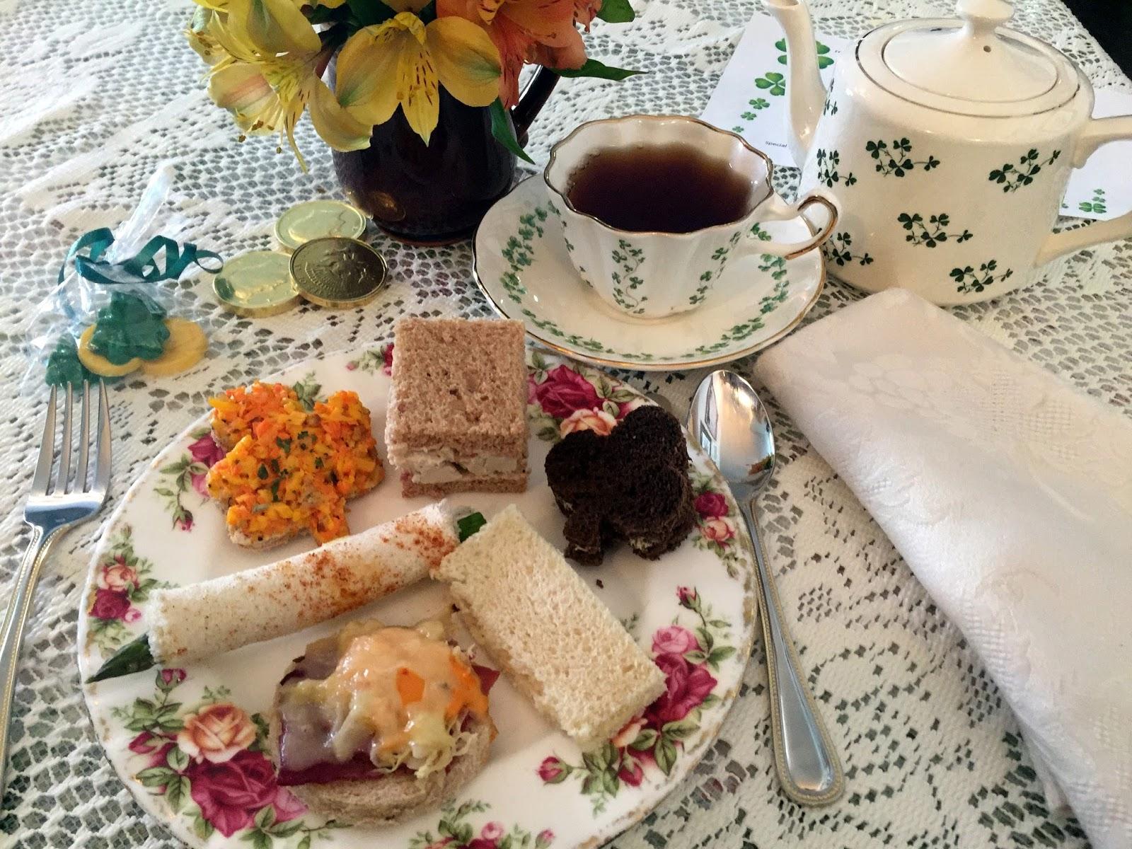 The Pumpernickel Tea Room