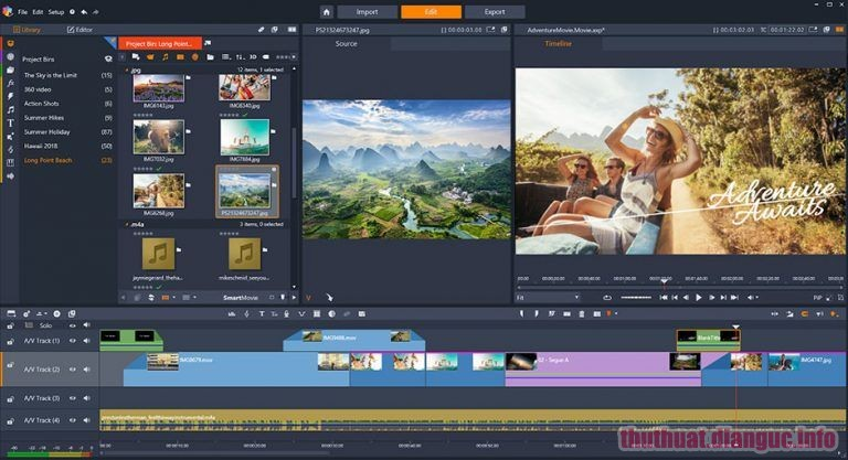 Download Pinnacle Studio Ultimate 22.3.0.377 Full Crack, trình tạo và chỉnh sửa video chuyên nghiệp, Pinnacle Studio Ultimate, Pinnacle Studio Ultimate free download, Pinnacle Studio Ultimate full key