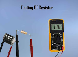 How To Measure Resistor Value