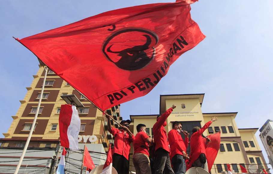 PDIP dan Golkar Dukung Presiden 3 Periode, Jokpro 2024: Alhamdulillah Tuhan Merestui