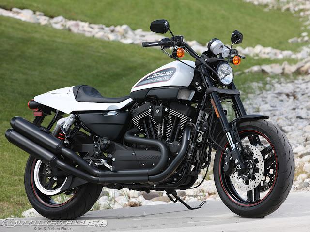 Harley-Davidson XR1200 front look