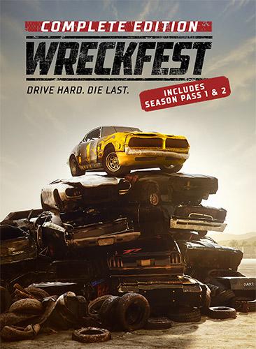 Wreckfest Complete Edition  + DLCs Free Download Torrent Repack
