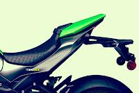 Kawasaki Z1000 2014 dudukan