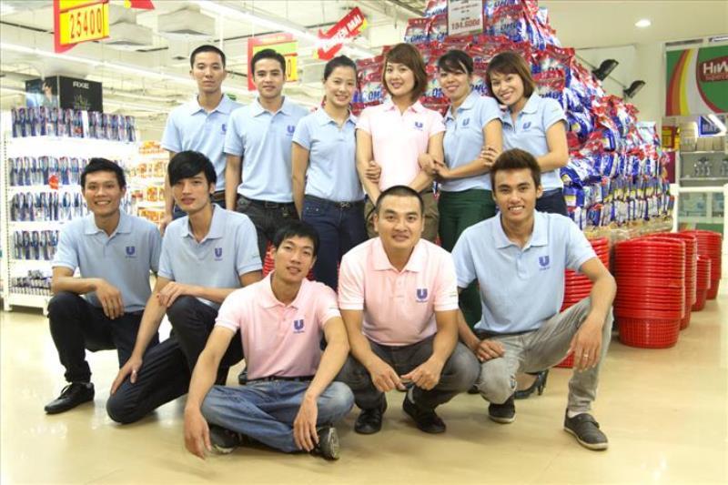 Mẫu áo thun đồng phục nhân viêncủa hãng - Hình 1