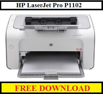 Hp laserjet p1102 printer driver free download