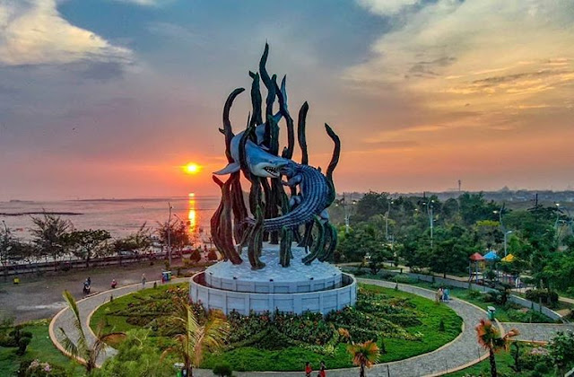 Ini Dia Asal-Usul Nama Kota Surabaya