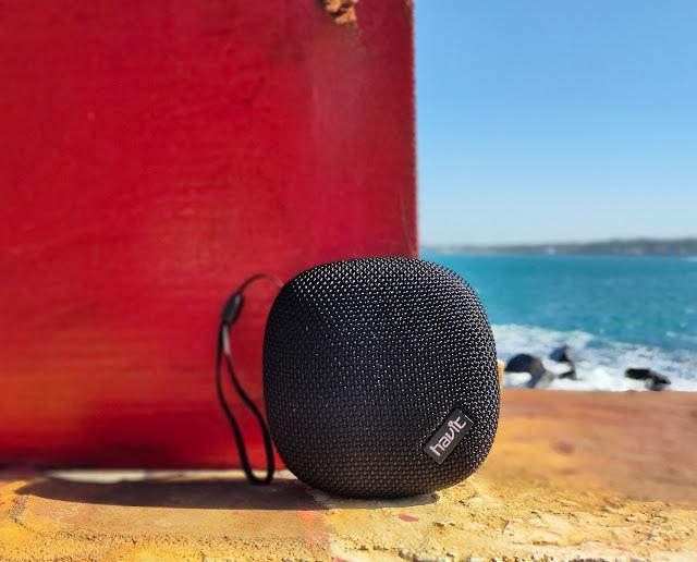 Havit 海威特 M65 戶外無線防水藍牙喇叭, 輕巧實用好攜帶