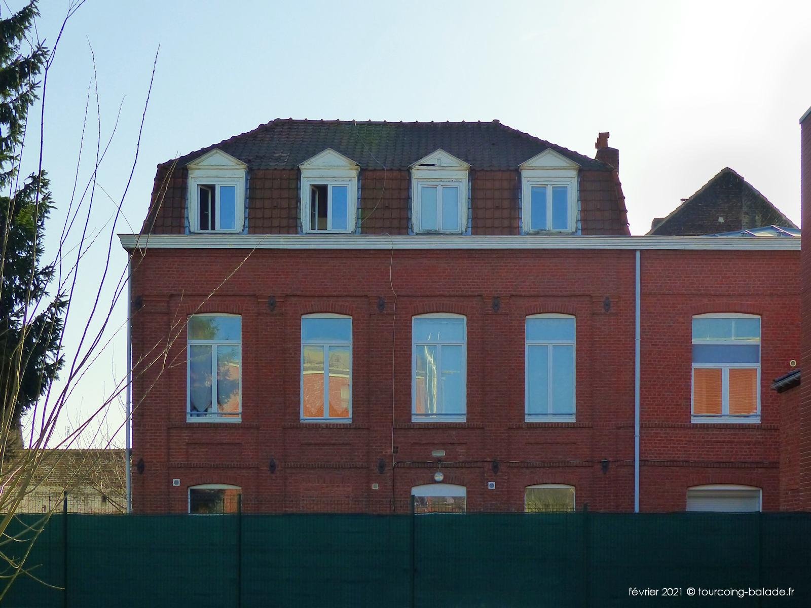 Tourcoing Patrimoine Industriel, Guethem 2021