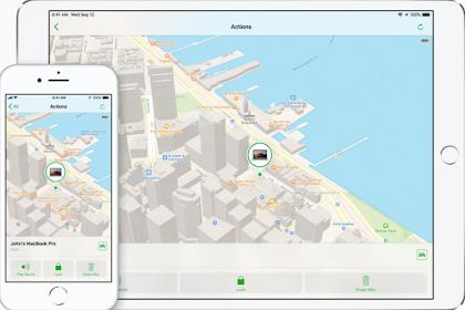 Cara Mencari iPhone yang Hilang Menggunakan Find My Iphone