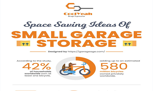The A-Z Tips Of Space Saving Ideas Of Small Garage Storage