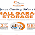 The A-Z Tips Of Space Saving Ideas Of Small Garage Storage #infographic