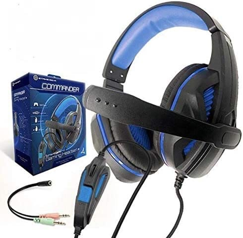 Review Strike Gear Commander Gaming Headset