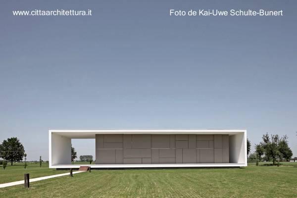 Arquitectura de casas modernas y contempor neas por pa ses for Fachadas de casas modernas en italia