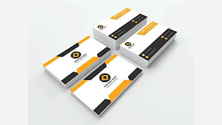 corporate business card free download