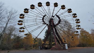 ruota panoramica pripyat