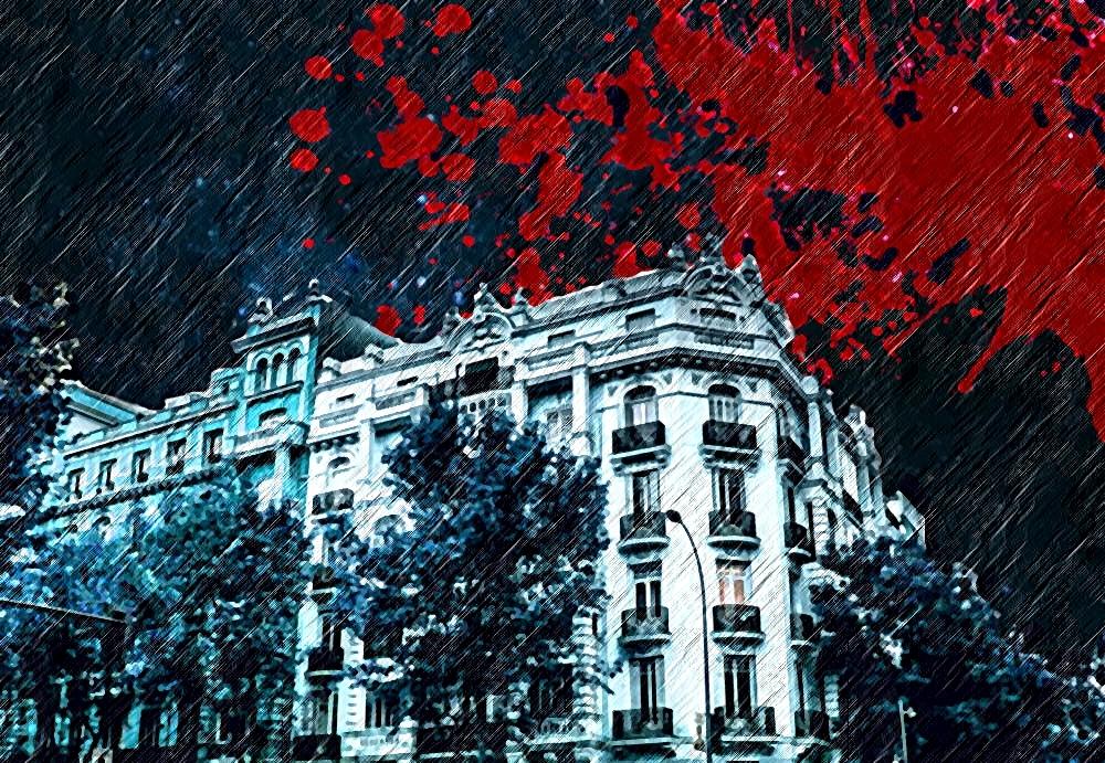 Cuando miras al abismo (D. D. Puche). Una novela neonoir ambientada en el Madrid más perverso | Onirium. Fantasía, terror y ci-fi.