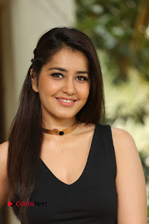 Actress Rashi Khanna Pictures at Hyper Movie Interview  0012.JPG
