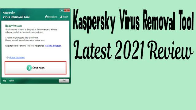 Kaspersky-virus-removal