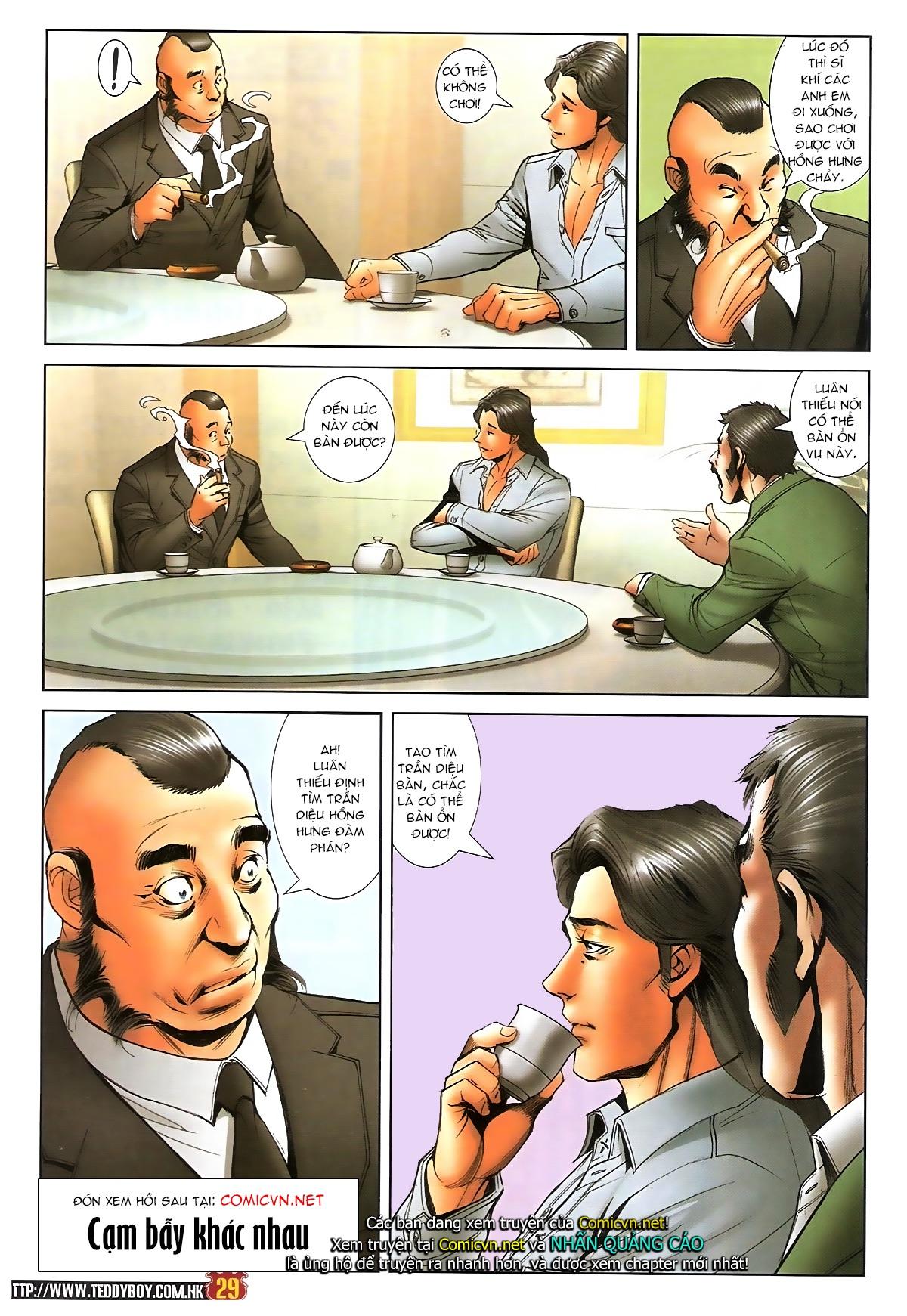 Người Trong Giang Hồ RAW Chương 1709 - NhoTruyen.Net