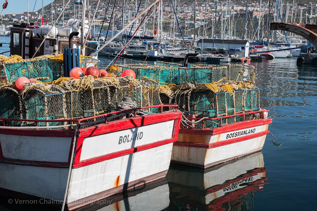 Hout Bay Harbour  Boland Boesmanland Fishing Boats with Canon EOS 70D Vernon Chalmers Photography