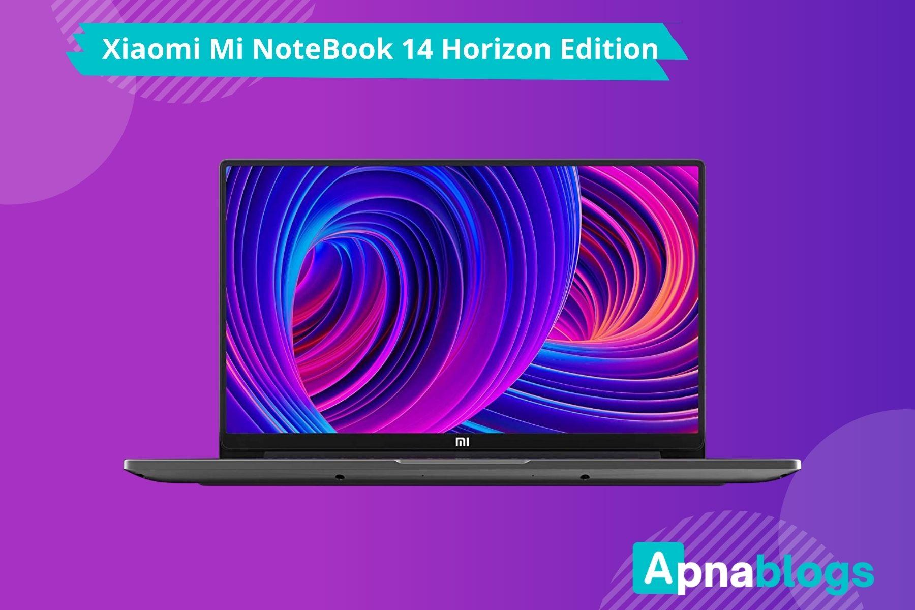 Xiaomi Mi NoteBook 14 Horizon