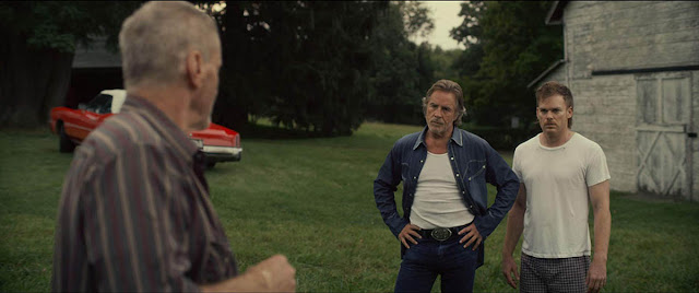 Don Johnson, Michael C. Hall - Cold in July (2014)