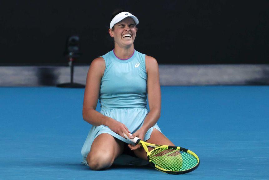 Who Is Jennifer Brady - The American Tennis Player?
