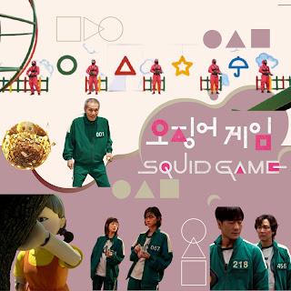 squid game Korean drama