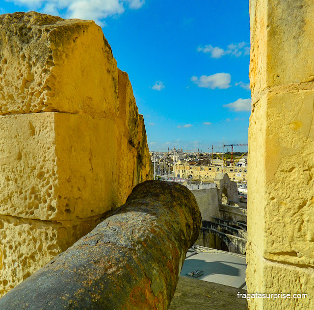 Forte de Sant'Angelo, Birgù, Malta